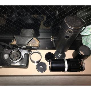 OLYMPUS - OLYMPUS PENカメラ 望遠レンズ セット