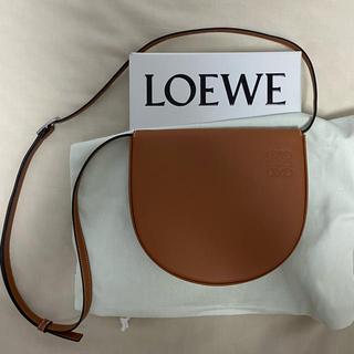 ロエベ(LOEWE)のLOEWE ロエベ ヒールバッグ ソフト カーフスキン(ショルダーバッグ)