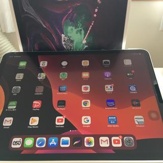 Apple - シムフリー11インチ iPad Pro セルラー64G