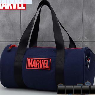 マーベル(MARVEL)の【即購入可】MARVEL プレミアムウェットドラムバッグ(ボストンバッグ)