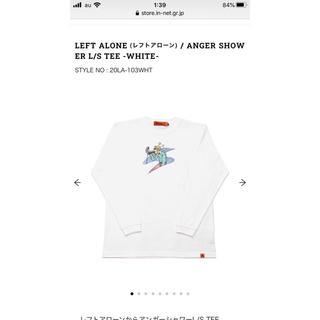 ビームス(BEAMS)のレフトアローン leftalone ロングT(Tシャツ/カットソー(半袖/袖なし))