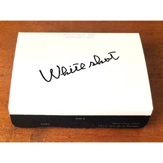 ポーラ(POLA)のPOLAホワイトショットQXS 2枚入り(6ml)×20包み(パック/フェイスマスク)