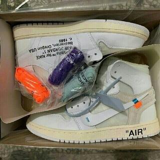 OFF-WHITE - THE 10 Air Jordan 1 x OFF-WHITE