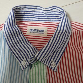 ビームスボーイ(BEAMS BOY)のBEAMS BOY シャツ 新品同様(シャツ/ブラウス(半袖/袖なし))