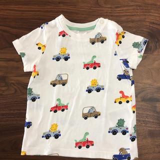 エイチアンドエイチ(H&H)のH&M 車柄Tシャツ 70(Tシャツ)