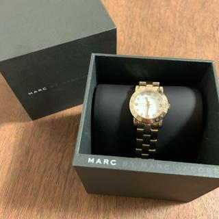 マークバイマークジェイコブス(MARC BY MARC JACOBS)のMARC  by MARC  JACOBS 腕時計(腕時計)