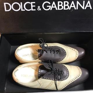 ドルチェアンドガッバーナ(DOLCE&GABBANA)のドルチェ&ガッバーナ ビジネスシューズ(ドレス/ビジネス)