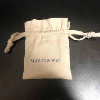 マークスアンドウェブ(MARKS&WEB)のMARKS&WEB  数量限定サシェオレンジブレンド 和名:香り袋、匂い袋(アロマグッズ)