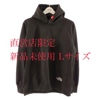 THE NORTH FACE - 【新品未使用】THE NORTH FACE 直営店限定 BIG HOODIE L