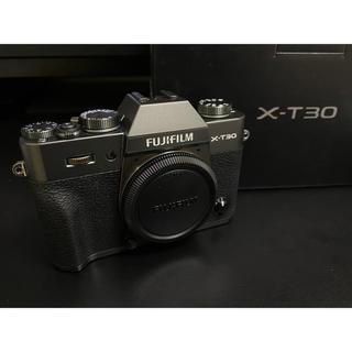 富士フイルム - 美品 FUJIFILM X-T30 メーカー保証付き ミラーレス 一眼 カメラ