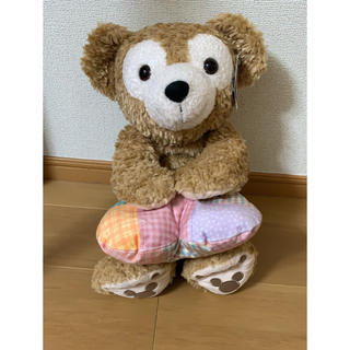 ダッフィー(ダッフィー)のダッフィー  HEARTWARMING DAYS 抱き枕  新品未使用✨(キャラクターグッズ)