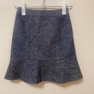 kumikyoku(組曲) - 組曲 KUMIKYOKU スカート XSサイズ