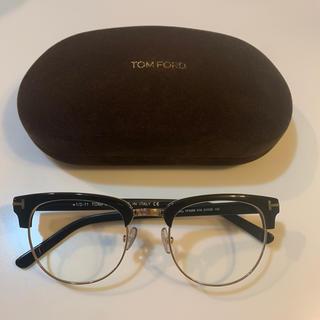 TOM FORD - 【期間限定出品】TOM FORD メンズ メガネ 限定モデル アジアンフィット