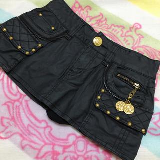 セシルマクビー(CECIL McBEE)のスカート Sサイズ(ミニスカート)