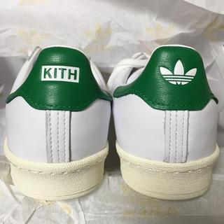 アディダス(adidas)の27.0cm KITH adidasoriginals campus 80s(スニーカー)