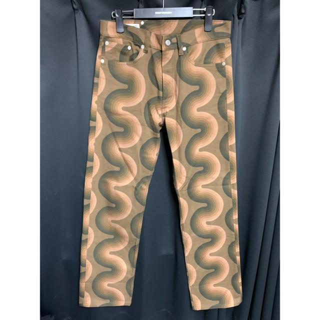 DRIES VAN NOTEN(ドリスヴァンノッテン)のdries van noten 19ss  panton パンツ needles メンズのパンツ(デニム/ジーンズ)の商品写真