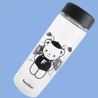 ファミリア(familiar)の週末限定【非売品】ファミリア 70 周年 ノベルティ タンブラー ボトル(水筒)