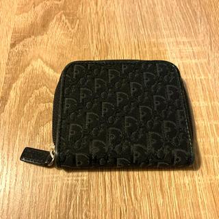 クリスチャンディオール(Christian Dior)のChristian Dior クリスチャンディオール コインケース 財布(コインケース)