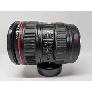 Canon - Canon eos1v  ef24-105mm f4 is usm 美品