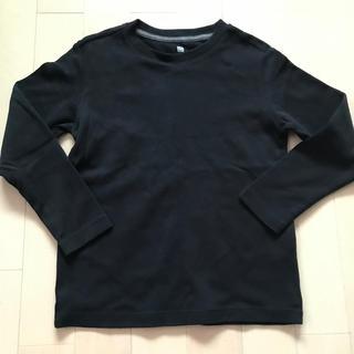 ユニクロ(UNIQLO)のユニクロ 長袖Tシャツ 120cm(Tシャツ/カットソー)