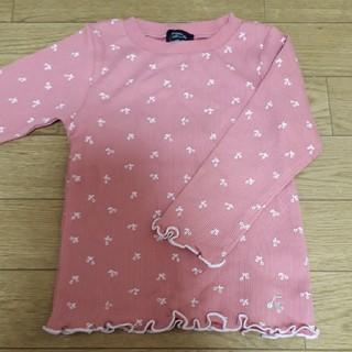 プティマイン(petit main)のプティマイン     チェリーロンT90(Tシャツ/カットソー)