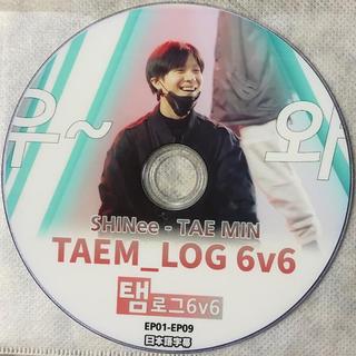 シャイニー(SHINee)のSHINee テミン  DVD 最終お値下げ(K-POP/アジア)