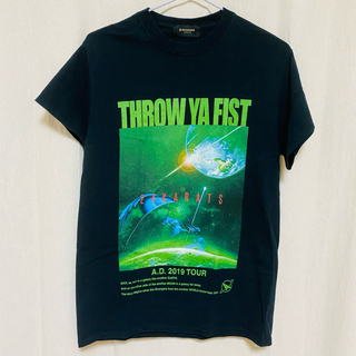 THE RAMPAGE - throw ya fist THE RAMPAGE Tシャツ Sサイズ
