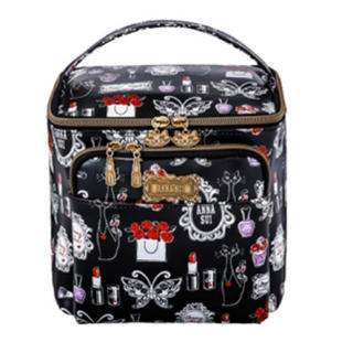 ANNA SUI - ANNA SUI 2020 F/W COLLECTION BOOK VANITY