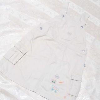OshKosh - オシュコシュ ジャンパースカート ワンピース 100