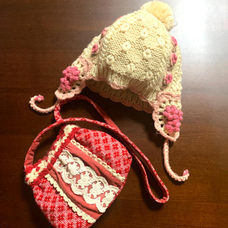 スーリー(Souris)のSouris    帽子 ポシェット スーリー(帽子)