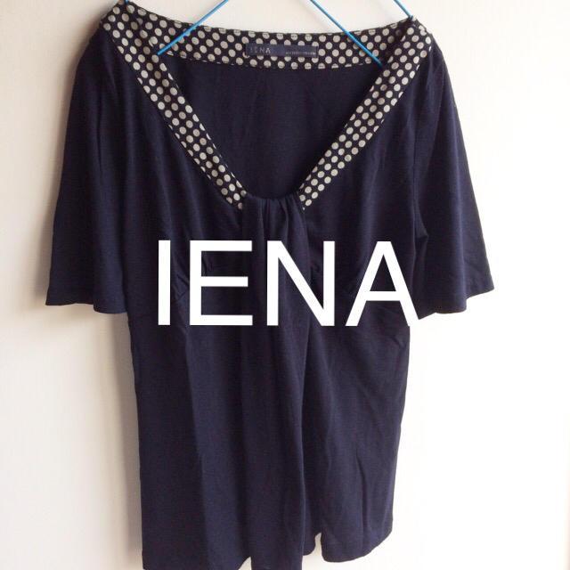 IENA(イエナ)のIENA カットソー レディースのトップス(カットソー(半袖/袖なし))の商品写真