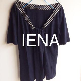 IENA - IENA カットソー