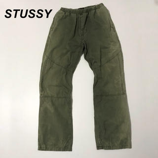 ステューシー(STUSSY)のステューシー ミリタリーパンツ メンズ ワークパンツ STUSSY ヴィンテージ(ワークパンツ/カーゴパンツ)