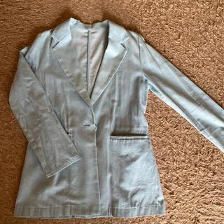 セシルマクビー(CECIL McBEE)のセシルマクビー コート(Gジャン/デニムジャケット)