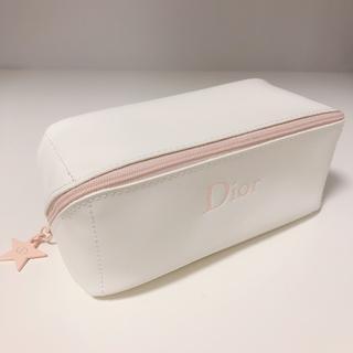 クリスチャンディオール(Christian Dior)のDior ディオール ポーチ ノベルティ(ポーチ)