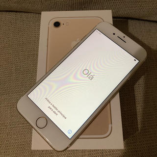 Apple - iPhone7 Gold 32GB  docomo