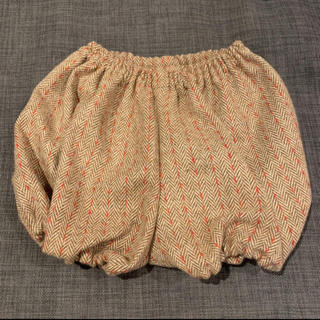 Caramel baby&child  - 【新品】june-little closet- ヘリンボーンウールかぼちゃパンツ
