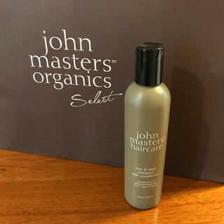 John Masters Organics - 新品  ジョンマスターオーガニック  シャンプー  ジン&セージ Z&S