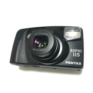 ペンタックス(PENTAX)のpentax  ペンタックス espio 115 フィルムカメラ(フィルムカメラ)