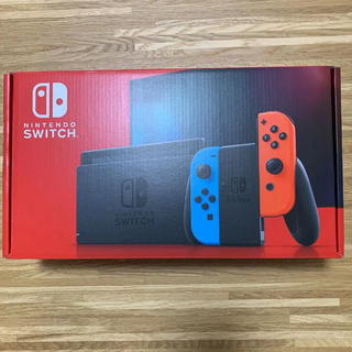 Nintendo Switch - 新品未開封☆Switch 任天堂スイッチ 本体  ネオン ニンテンドウ