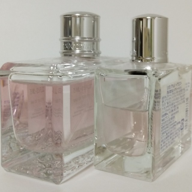 L'OCCITANE(ロクシタン)のロクシタン リボンアルル トワレ&ヘアミスト コスメ/美容の香水(香水(女性用))の商品写真