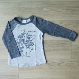 エイチアンドエム(H&M)の長袖 Tシャツ H&M 86(Tシャツ)