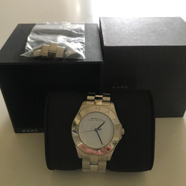 MARC BY MARC JACOBS(マークバイマークジェイコブス)のMARC JACOBS腕時計 メンズの時計(腕時計(アナログ))の商品写真