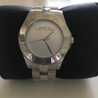 マークバイマークジェイコブス(MARC BY MARC JACOBS)のMARC JACOBS腕時計(腕時計(アナログ))