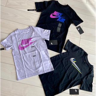 NIKE - 新品 NIKE ジュニア 半袖 Tシャツ 女の子 キッズ 3枚セット 140