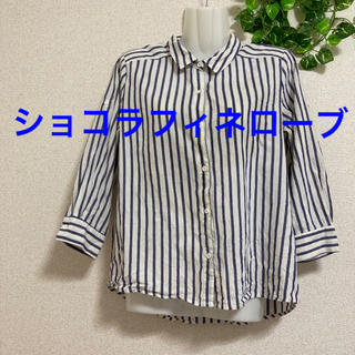 ショコラフィネローブ(chocol raffine robe)のショコラフィネローブ シャツ ユニクロ GU ナイスクラップ ローリーズファーム(シャツ/ブラウス(長袖/七分))
