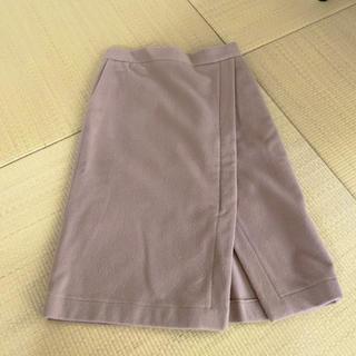 デミルクスbeams ベージュのスカート