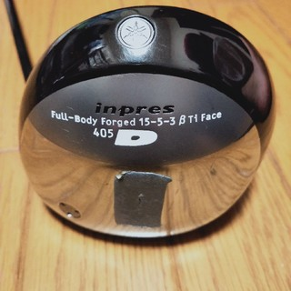 ヤマハ(ヤマハ)のヤマハ インプレス TX-405D 10 度 フレックスR 45インチ(クラブ)
