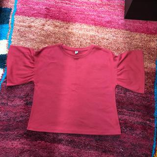 ユニクロ(UNIQLO)の140 カットソー ユニクロ(Tシャツ/カットソー)