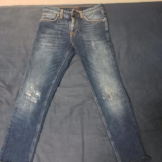 ヌーディジーンズ(Nudie Jeans)の送料無料セルビッジNudie Jeans‼️skinny(デニム/ジーンズ)